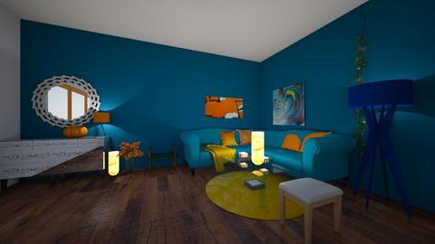 retro - Living room  - by w167955