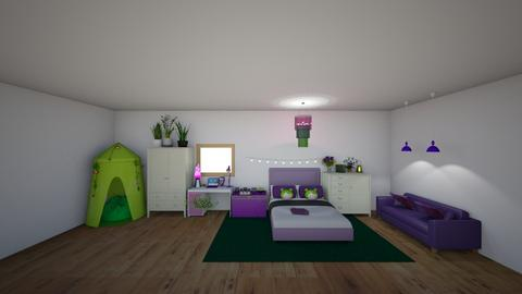 cool - Kids room  - by dom ania