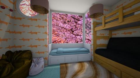 kids room - Bedroom  - by Natasha W