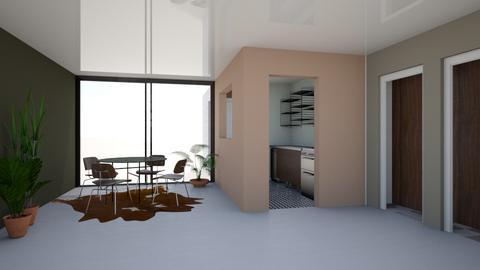 palstrin - Living room - by KanitaM