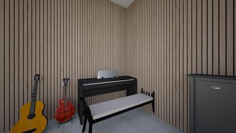 modern prosess - Modern - Living room  - by gregpardede