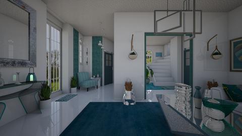 silverturq Hallway - by faar70
