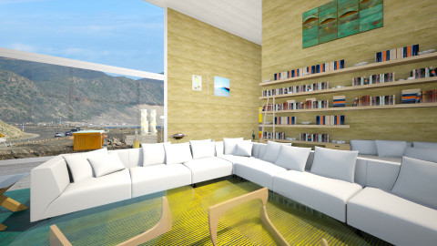 sandpiper13 - Living room - by ppa1000