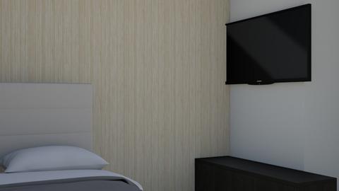 Boy bedroom - Bedroom  - by lorenzoreddick