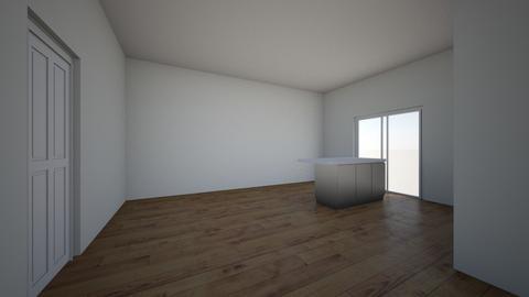 Kial Lewis - Living room  - by kialewis04