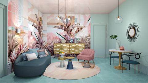 etrw - Living room - by chania