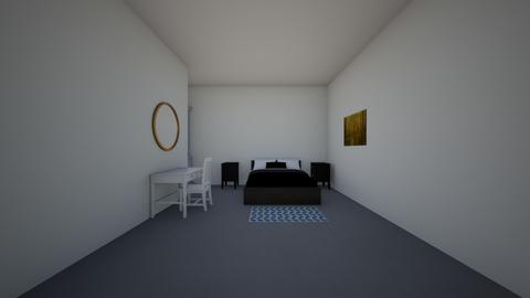 example - Bedroom  - by IzsakReka