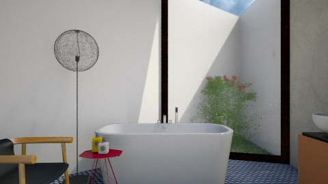 Anglebath - Modern - Bathroom  - by 3rdfloor
