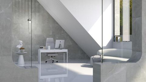 blurry office - Modern - Office  - by RimaNina