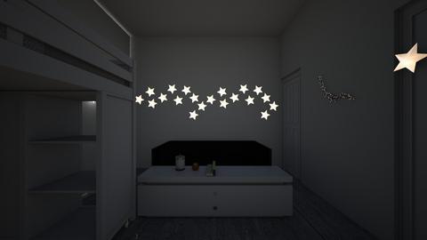 main bedroom - Bedroom  - by slipur