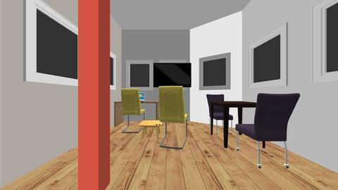 lego huis  - Modern - Living room  - by Juf Mariska