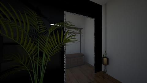 espace de vie 1 - Living room  - by CASTELAIN