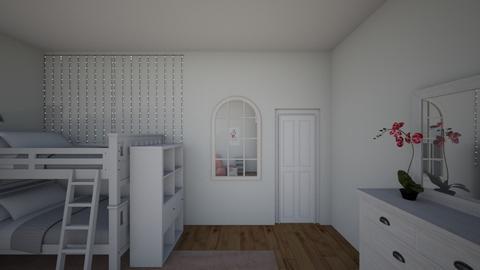 Izely Ava Harley Lyndon - Kids room  - by megan_stuart06