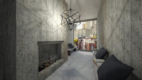 MinimalLiving - Minimal - Living room - by gmm3267