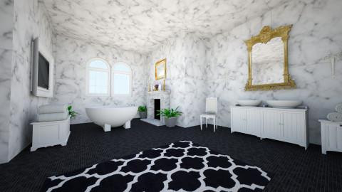 Bathroom - Glamour - Bathroom  - by xyxz