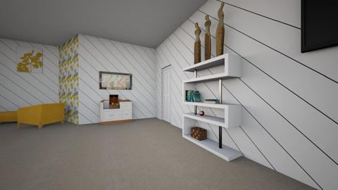 cara - Bedroom - by Caragrace