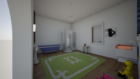 Kayleigh - Minimal - Bathroom  - by oxxxsunflowerxxxo