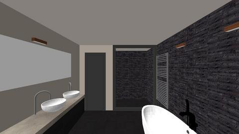 badkamer 3 - by verloodewever