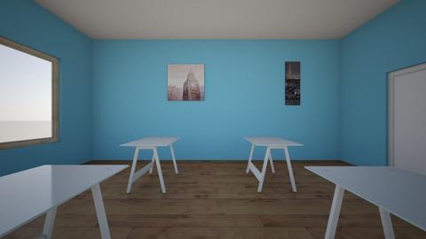 Covid design constrants - Office - by Aidan63
