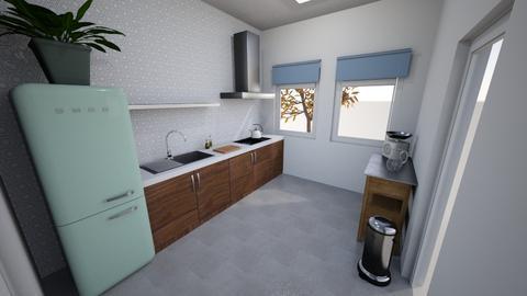 Keuken - Kitchen  - by Mathilde Van de Veen