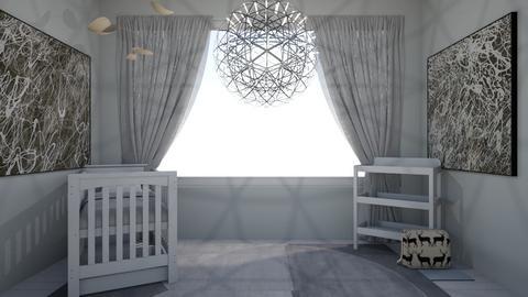 Nursery - Modern - Kids room  - by WaughCat