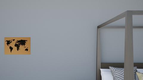 rebeccas TD room - Minimal - Bedroom  - by rmccann790