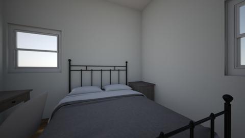 Guest Room Option 1 - Bedroom  - by steveta35