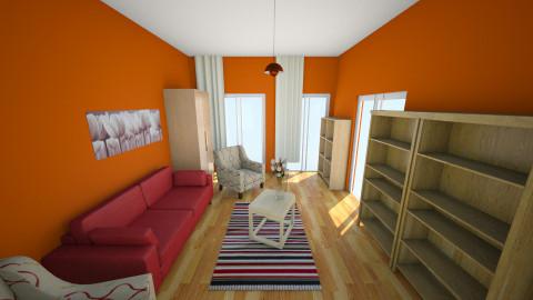 gdhgnhd - Living room - by Kataszabo