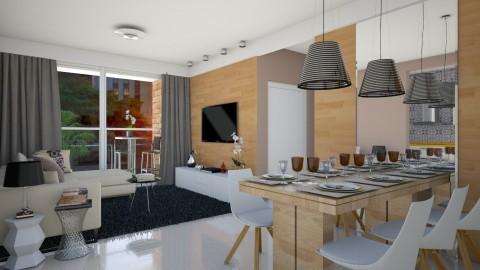 Percy - Modern - Living room  - by aletamahi