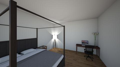 bedroom - by BLOB123456