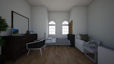 Cuarto Ahsteric - Bedroom  - by Cuartosss