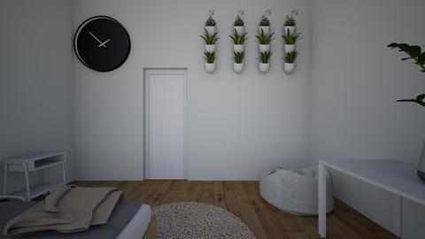 Mischa Dream Bedroom - Modern - Bedroom  - by jdcgec