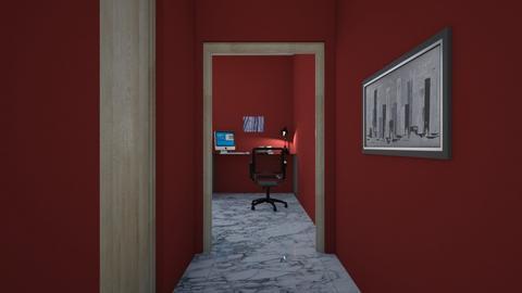 Cuarto de Daka 12 - Bedroom  - by PaolaRoque