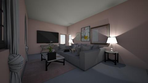 living room - Glamour - Living room  - by alexispage03_