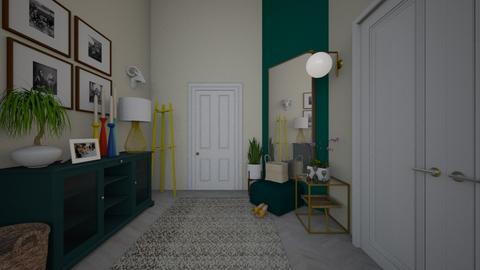 Hallway - by klara992