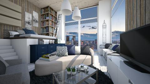 view - Living room  - by Senia N