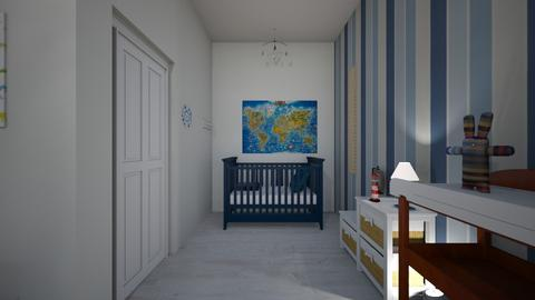 Nursery - Rustic - Kids room  - by lgervase
