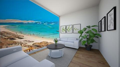Salon - Living room  - by 0109Julcia