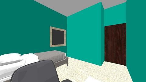 Cuarto - Bedroom  - by miguelp