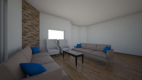 test2 - Living room  - by rinatdabush