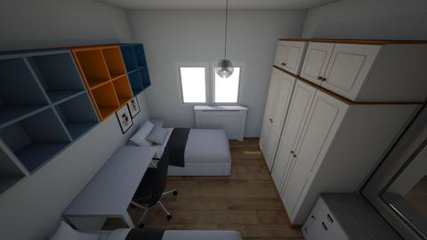 SpalnaSoba1 - Vintage - Bedroom  - by andovaspasija