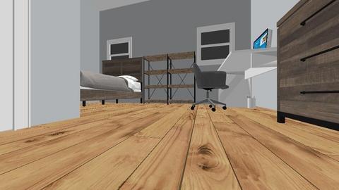 Home Ec - Bedroom  - by eboccini