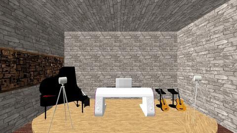 games room - by snwildrose