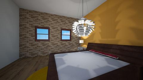 8thB - Bedroom  - by clasesytutorias