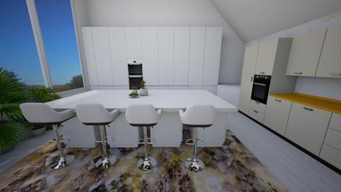 Kitchen dream 2 - Modern - Kitchen - by Loopsyloo
