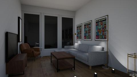 living room - Living room  - by kcruz4477