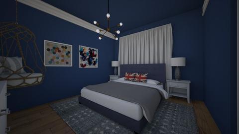 Hargrove guest room 2 - by kelleybrowndesigns
