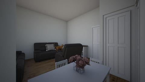casa nueva - Living room - by willyt751
