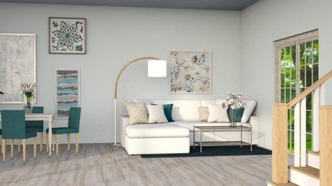 Living room - Modern - Living room  - by Oyisha