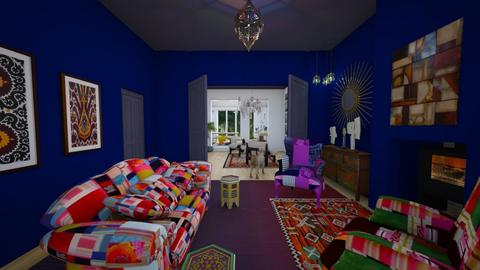 The Lawn - Eclectic - Living room - by kitty